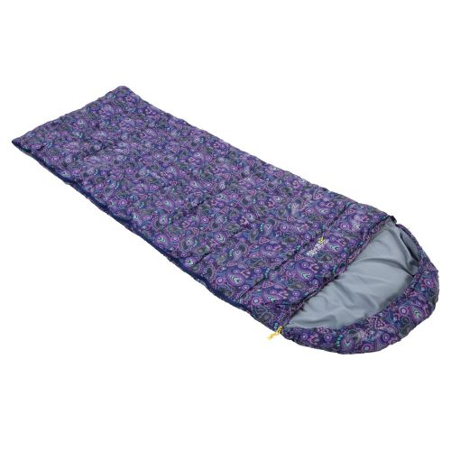 HANA 200 POLYESTER LINED MUMMY SLEEPING BAG